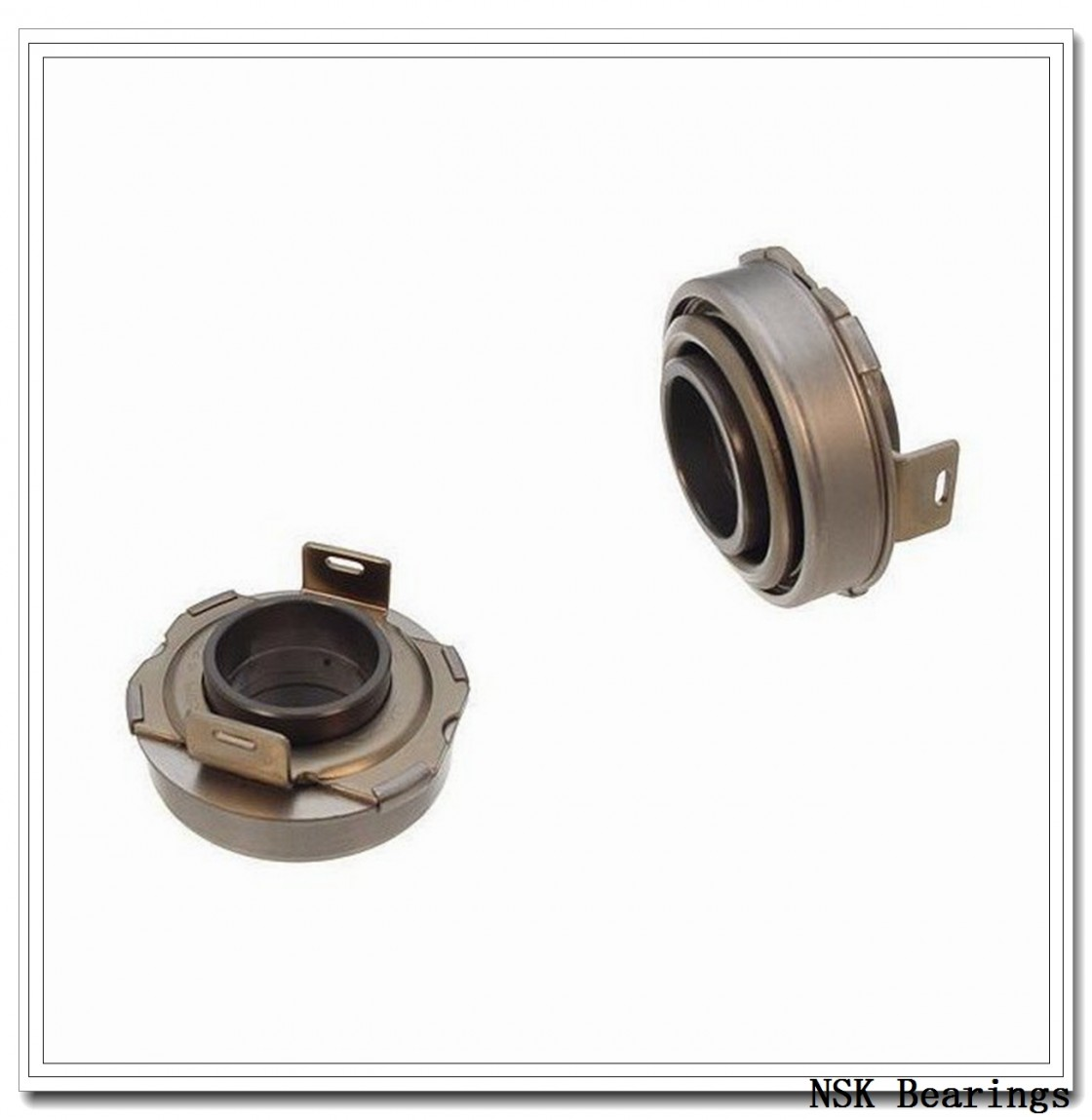 NSK 70BER10H angular contact ball bearings