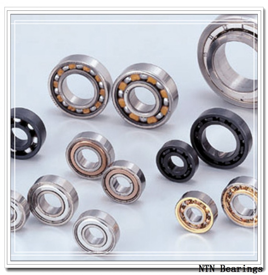 NTN 7030DF angular contact ball bearings