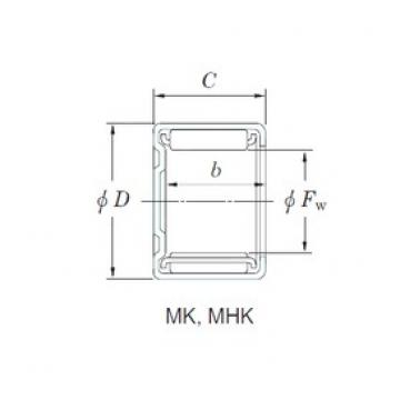 KOYO MHK11101 needle roller bearings