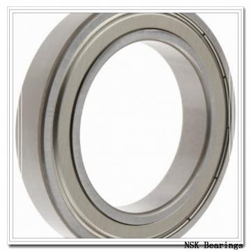 NSK N 207 cylindrical roller bearings