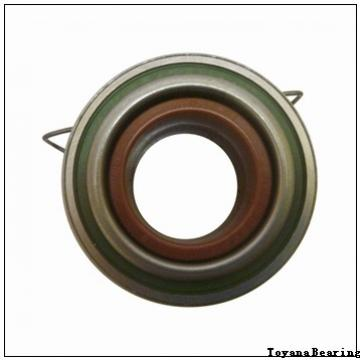 Toyana FL617/5 ZZ deep groove ball bearings
