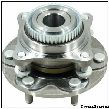 Toyana 61810 ZZ deep groove ball bearings