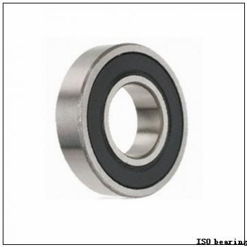 ISO 6208-2RS deep groove ball bearings