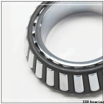 ISO 7203 B angular contact ball bearings