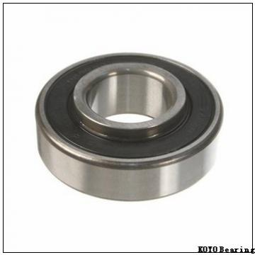 KOYO HC TRA0607 tapered roller bearings