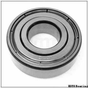 KOYO ACT008DB angular contact ball bearings