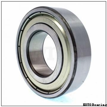 KOYO UC207 deep groove ball bearings